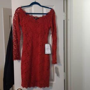 Red Jump dress